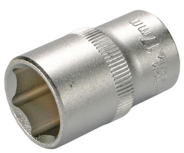 """6,3 mm (1/4"""") Sechskant Steckschlüsseleinsatz 13 mm"""