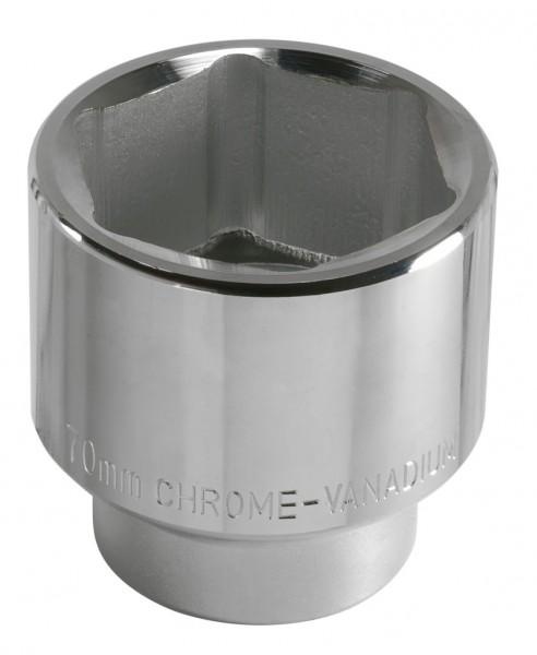 """25 mm (1"""") Sechskant Steckschlüsseleinsatz 75 mm"""