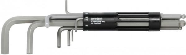 Innensechskant Kugelkopf Winkelschlüsselsatz