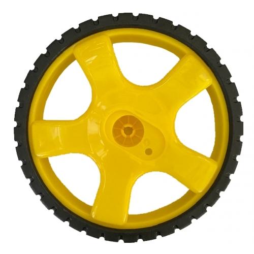 Laufrad Kunststoffrad zu Super Wash 160