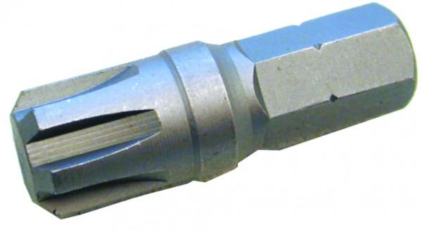 10 mm 6-kant RB-Profil Schraubendrehbit 7