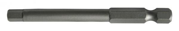 """6,3 mm (1/4"""") 6-kant Innensechskant Schraubendrehbit 3 mm"""
