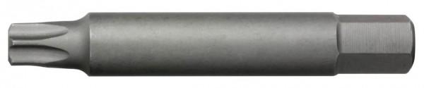 10 mm 6-kant T-Profil ohne Loch Schraubendrehbit