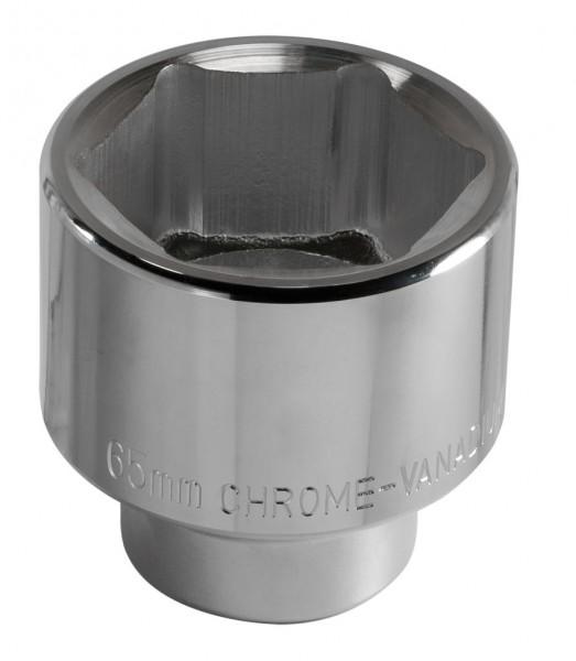 """25 mm (1"""") Sechskant Steckschlüsseleinsatz 65 mm"""