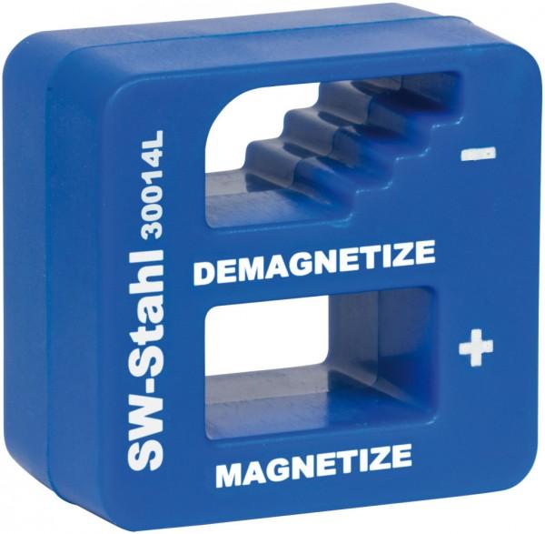 Dauermagnetisier- und Entmagnetisiergerät