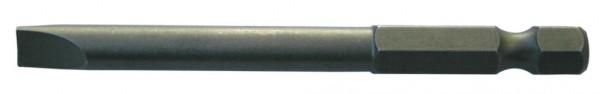 """6,3 mm (1/4"""") 6-kant Schlitz Schraubendrehbit 5 mm"""