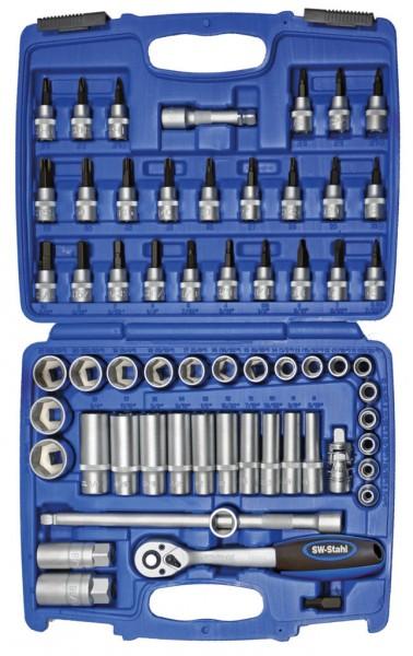 """10 mm (3/8"""") Sechskant Industrie-Steckschlüsselsatz"""