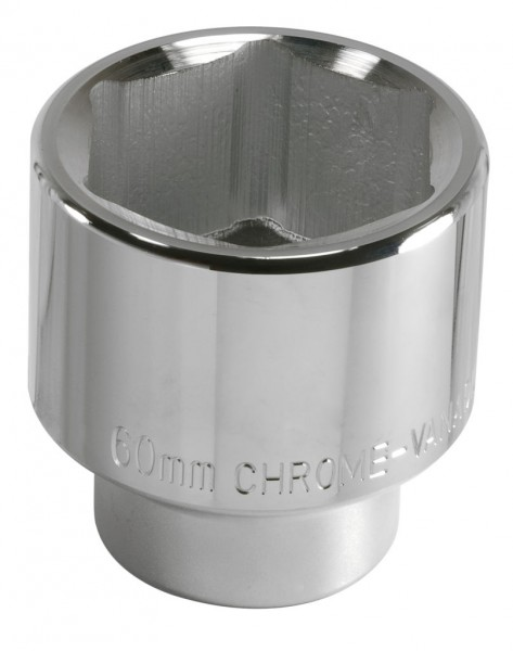 """25 mm (1"""") Sechskant Steckschlüsseleinsatz 60 mm"""