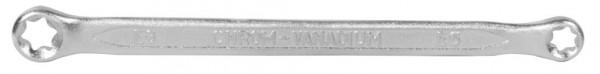 E-Profil Doppelringschlüssel E14 mm x E18 mm