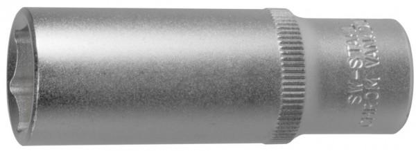 """10 mm (3/8"""") Sechskant Steckschlüsseleinsatz 17 mm"""
