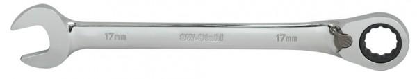 Gabelringratschenschlüssel 15 mm
