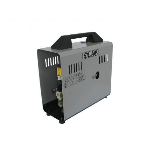 Aerotec SILENT 50 COMPACT Airbrushkompressor Airbrush Kompressor leise 8 bar