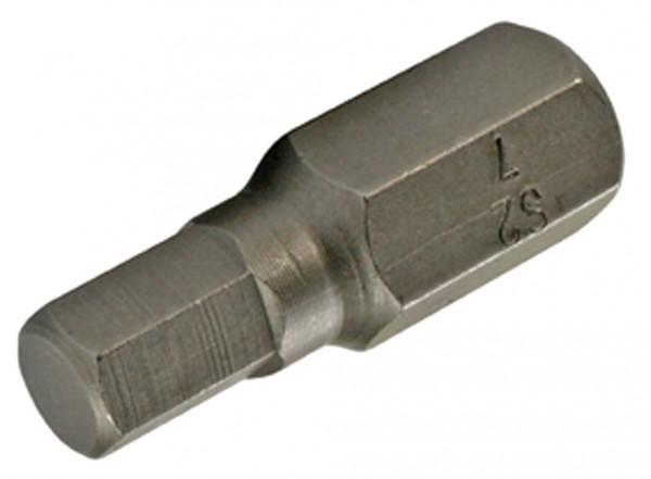10 mm 6-kant Innensechskant Schraubendrehbit 7 mm