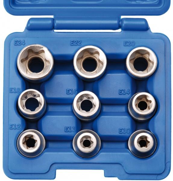 """12,5 mm (1/2"""") E-Profil Industrie-Steckschlüsseleinsätze"""