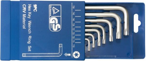 T-Profil ohne Loch Winkelschlüsselsatz