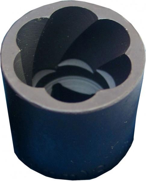 """12,5 mm (1/2"""") Spiralnuten Spiralnuteneinsatz 19 mm"""