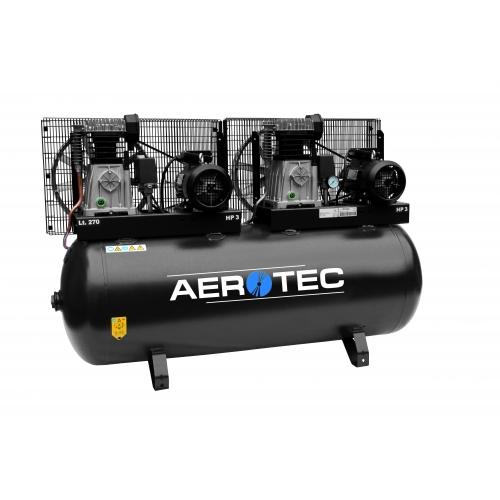 Aerotec Tandem Kompressor 600T-270 FT